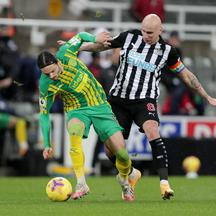 Premier League - Newcastle United v West Bromwich Albion