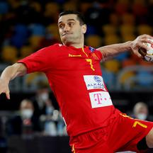 2021 IHF Handball World Championship - Preliminary Round Group G - North Macedonia v Chile
