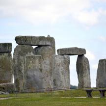 FILE PHOTO: Summer Solstice celebrations at the Stonehenge stone circle amid the the coronavirus disease (COVID-19) outbreak, near Amesbury