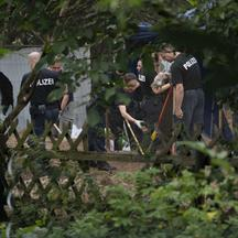 Madeleine McCann search in Hanover
