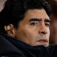 Diego Maradona File Photo