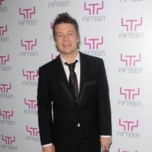 'Celebrity chef Jamie Oliver arrives for his Big Night Out, a fundraising event for the Fifteen Foundation, at Shoreditch Town Hall in east London.Photo: Press Association/PIXSELL'