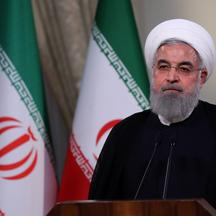 President Rouhani Reacts To Trump's Statement - Tehran