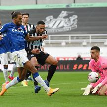 Premier League - Newcastle United v Everton