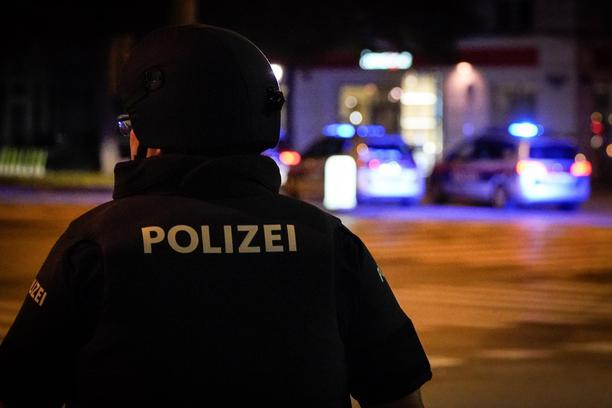AUT, Terrorangriff in Wien