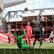 Premier League - Liverpool v Newcastle United