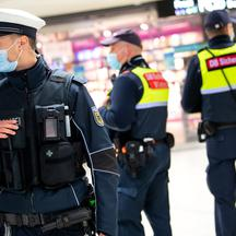 Priority checks Federal police and Deutsche Bahn