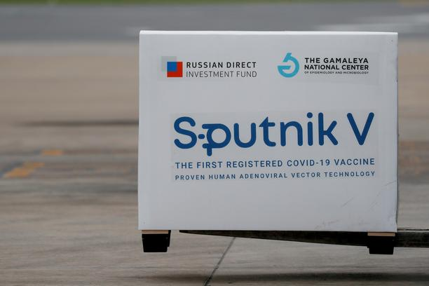 FILE PHOTO: FILE PHOTO: A shipment of Sputnik V vaccine, seen in in Buenos Aires, Argentina January 28, 2021
