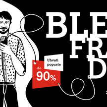 Black Friday na A1 webu