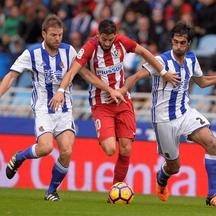 Real Sociedad - Atletico Madrid