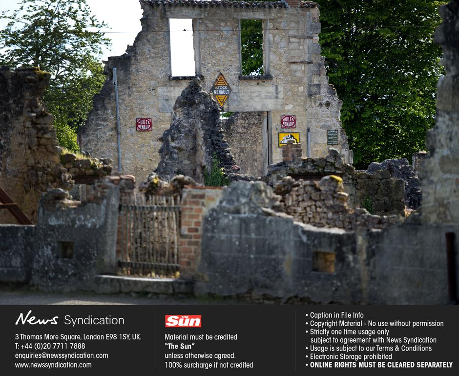 Oradour | Autor : Dan Charity/News Syndication/PIXSELL