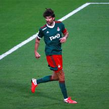 Russian Football Premier League: Lokomotiv Moscow vs FC Krasnodar