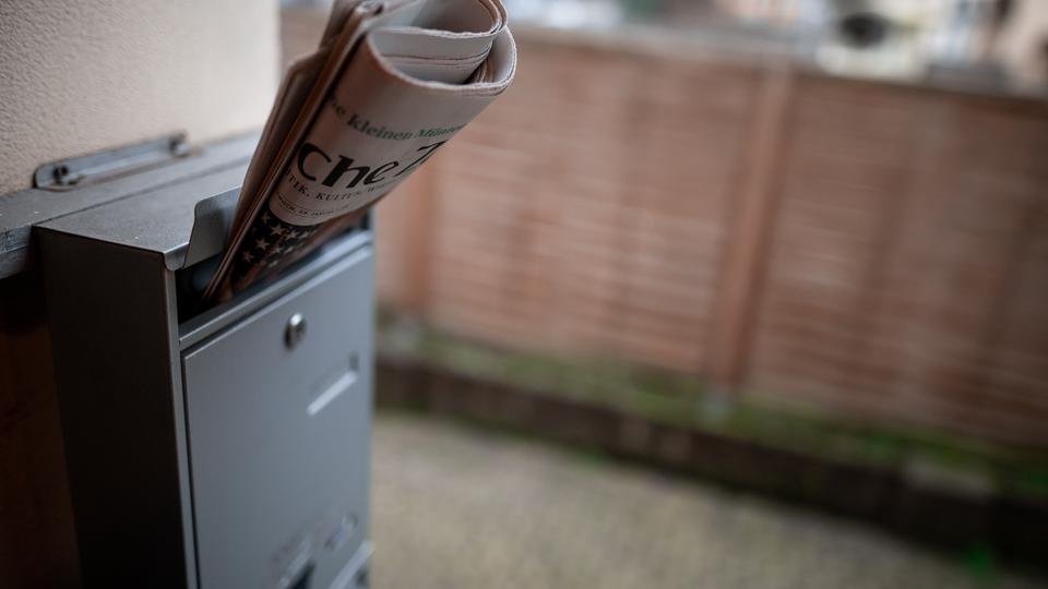 Situation of the newspaper market in NRW
