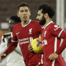 Premier League -  Fulham v Liverpool