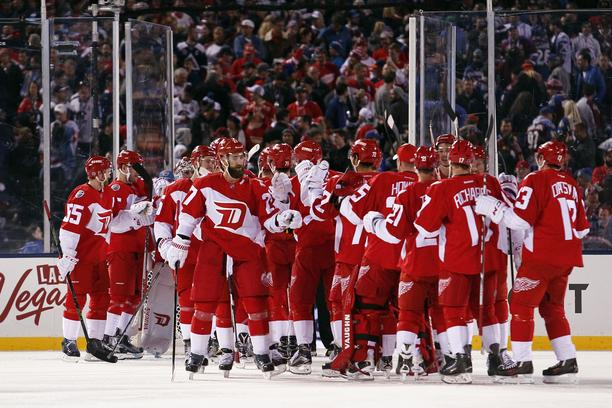 Detroit Red Wings, Colorado Avalanche