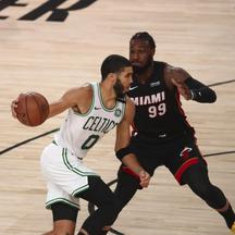 NBA: Playoffs-Boston Celtics at Miami Heat
