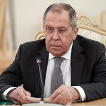 Russia's foreign minister Lavrov meets with delegation of Germany's AfD Party
