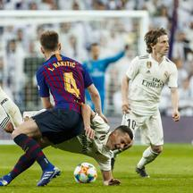 REAL MADRID-BARCELONA 18-19