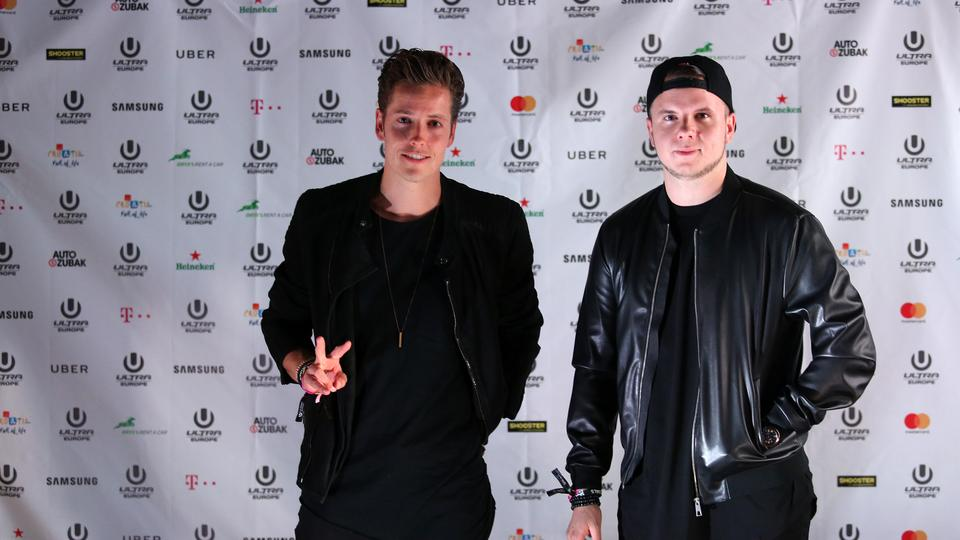 DJ duo Sick Individuals
