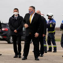 U.S. Secretary of State Mike Pompeo visits France