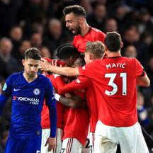 Manchester United - Chelsea