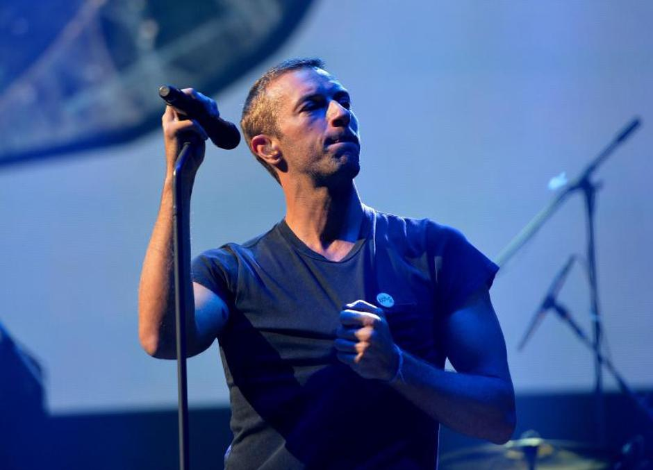 chris martin | Autor : Mark Runnacles/Press Association/PIXSELL