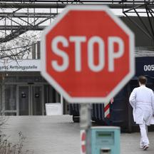 Vivantes Humboldt hospital under quarantine over infections with coronavirus variant, in Berlin