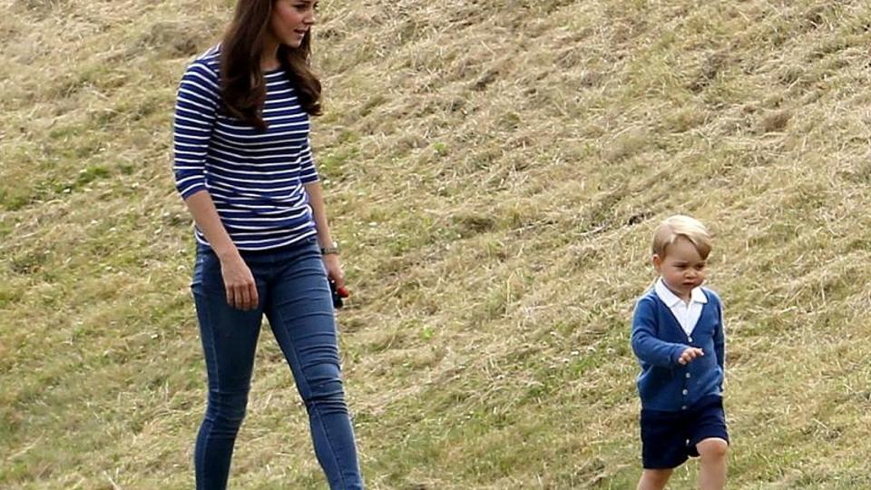 kate middleton, princ george