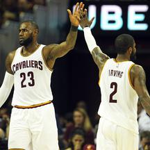 LeBron James: Kyrie Irving's comments about clutch shooting 'hurt me a little bit'