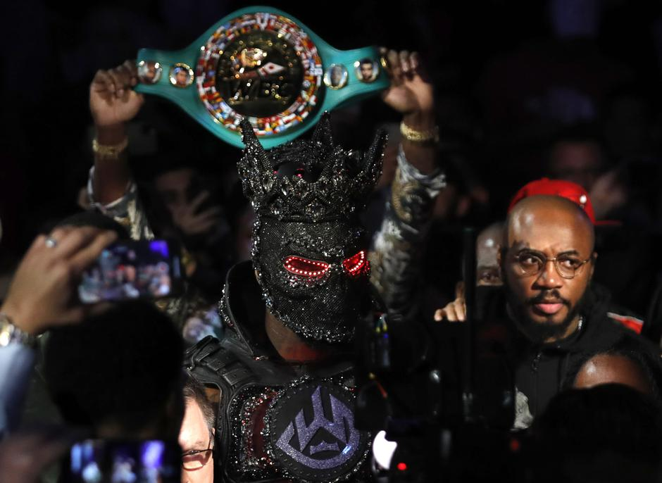 Deontay Wilder | Autor : Reuters/PIXSELL