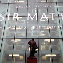 Sir Matt Busby