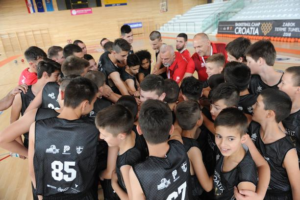 Basketball Camp Croatia