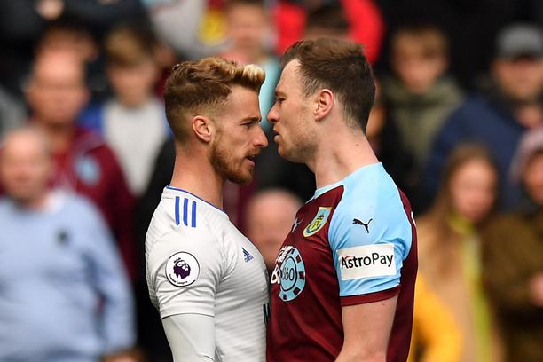 Ashley Barnes i Joe Bennett