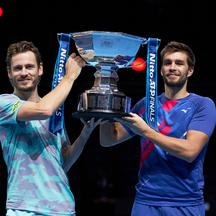 Nitto ATP Finals - Day Eight - The O2 Arena