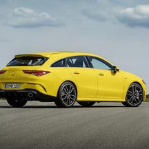 Mercedes-Benz CLA AMG 35 Shooting Brake