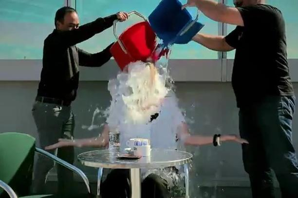 Tele2, Ice Bucket Challenge