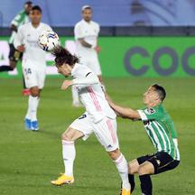 La Liga Santander - Real Madrid v Real Betis