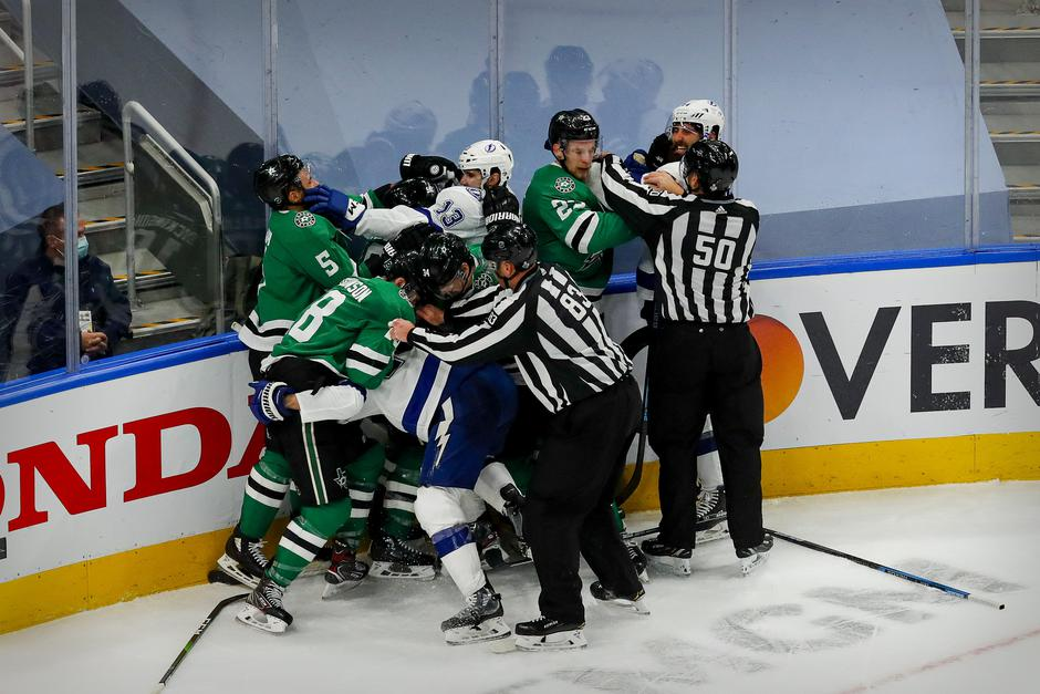 NHL: Stanley Cup Final-Tampa Bay Lightning at Dallas Stars | Autor : Perry Nelson/REUTERS/PIXSELL/REUTERS/PIXSELL