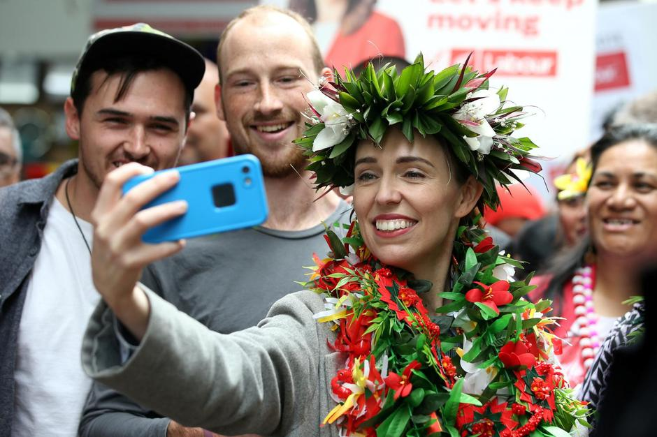 FILE PHOTO: New Zealand Prime Minister Ardern greets supporters in Auckland | Autor : Fiona GOODALL/REUTERS/PIXSELL/REUTERS/PIXSELL
