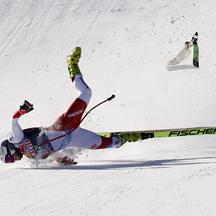 Alpine Skiing - Men's Downhill
