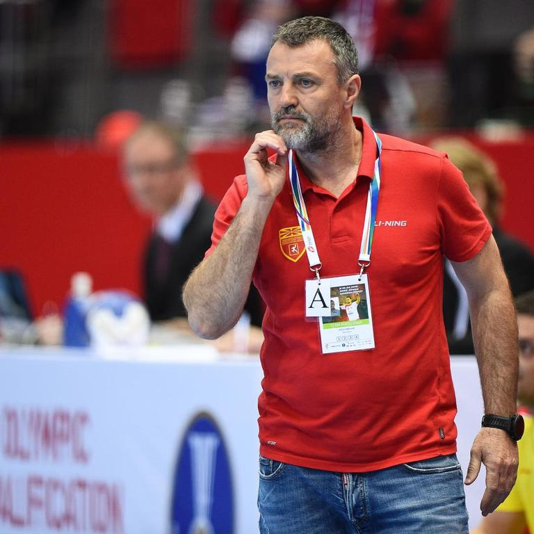 POL, IHF Herren, Olympia Qualifikation, Chile vs Mazedonien