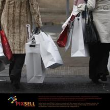 \'Christmas Shoppers STANDALONE: Shoppers walk on Princes Street in Edinburgh as stores try to encourage buyers in the run up to Christmas after weeks of flagging sales.\'