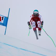 Alpine Skiing - Men's Super-G