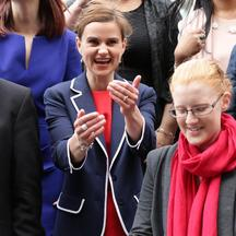 Jo Cox shootingPreviously unreleased photo dated 12/05/15 of Labour MP Jo Cox, who has been shot in Birstall near Leeds, an eyewitness said.Yui Mok Photo: Press Association/PIXSELL