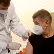 The Czech Republic begins vaccinations against coronavirus disease (COVID-19)