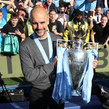 Manchester City win the 2020/21 Premier League Package