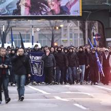 Dinamo, Bad Blue Boysi
