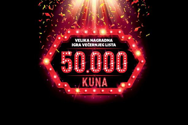 S pet kupona do 50 000 kuna!
