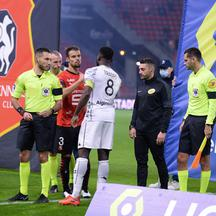 FOOTBALL : Rennes vs Angers - Ligue 1 Uber Eats - 23/10/2020