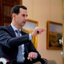 President Bashar al Assad Interviewed - Damascus